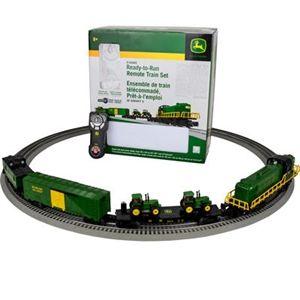 John Deere Lionel O Gauge LionChief Train Set   WeGotGreen.com