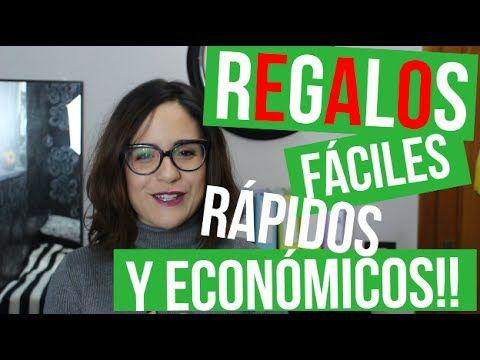 QUÉ REGALAR: REGALOS FÁCILES, BARATOS Y RÁPIDOS!!! // Tiempo entre Papeles