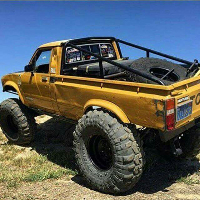 94 Toyota Pickup Truck: 545 Best Images About Vehicles On Pinterest