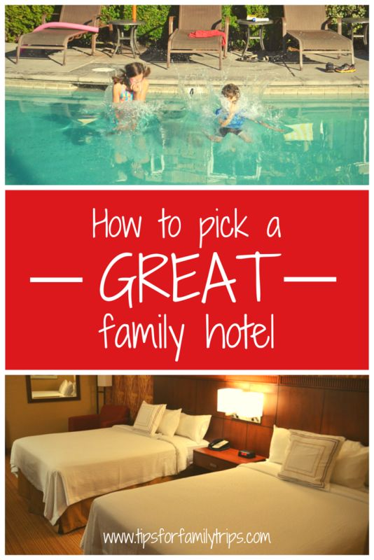 Amenities for families that every hotel should have