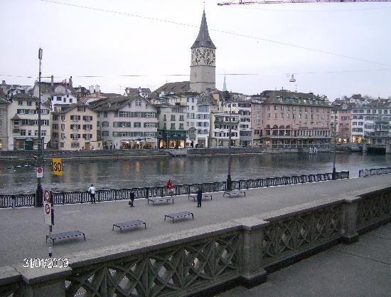 Zurich for free