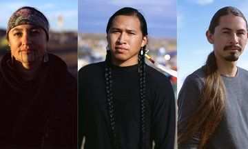 Chris Callaway: These Are The Protesters Fighting For Their Rights At Standing Rock | The Huffington Post