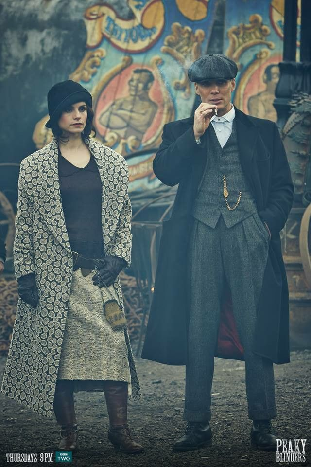 Peaky Blinders Thursdays @ 9. SO SO good.