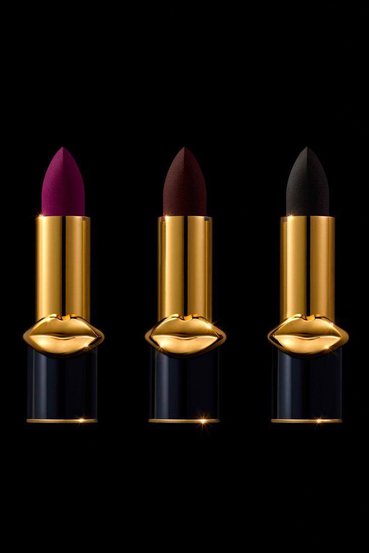 Pat McGrath Released the Sexiest Matte Lipsticks We've Ever Seen