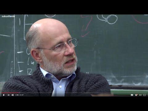 Ethik des Anthropozän: Harald Lesch und Markus Vogt | Teil 1
