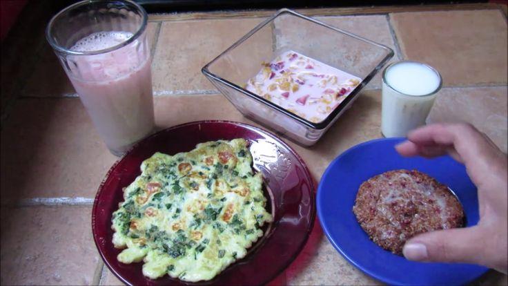 Comida para bebes de 1 año desayuno comida y cena/FABI CEA