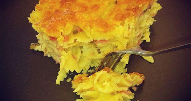 Τραγανό και ζουμερό σουφλέ τυριών - Verge