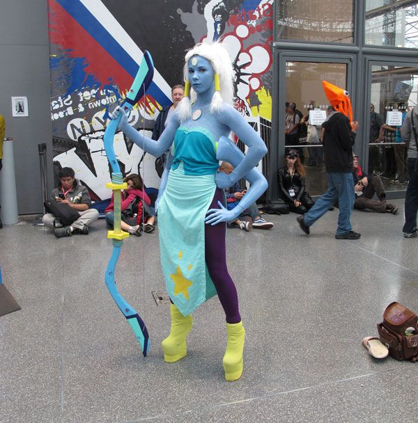 Opal (Steven Universe)   New York Comic Con 2014