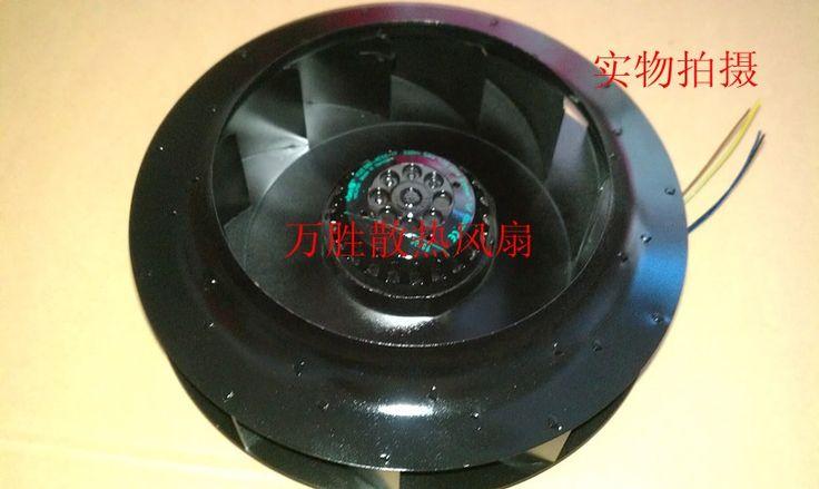 309.59$  Buy now - http://ali32o.worldwells.pw/go.php?t=1088821474 - Free Shipping Via DHL Original EBM PAPST R2E280-AE52-17 230V 50HZ 1.0A  225W turbo centrifugal cooling fan 309.59$