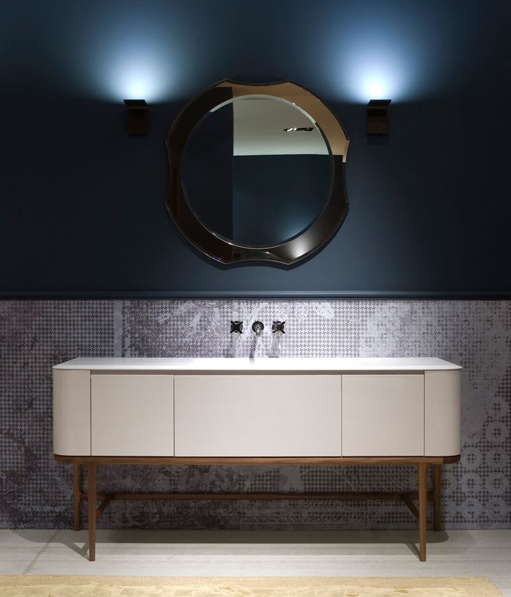 And Vanity Legs. Antonio Lupi ILBAGNO Collection: Classic Lines In A Modern  Style