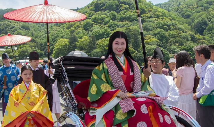 Mifune Matsuri - Kyoto