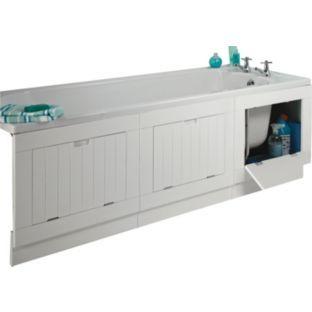 how to make bathtub access panel