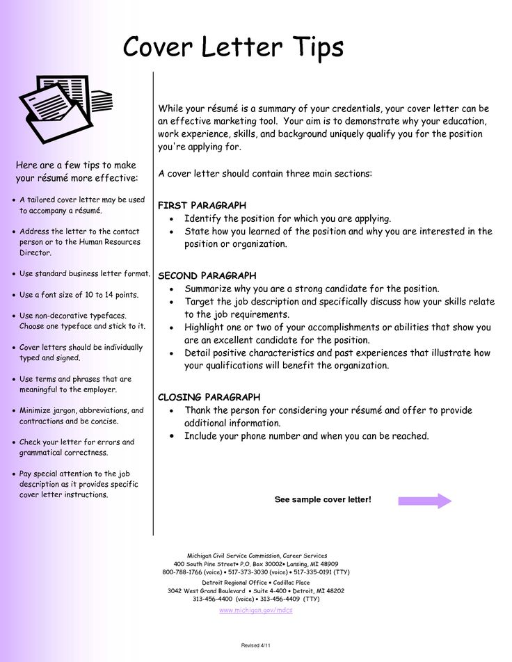 Examples Of Resumes And Cover Letters  Resume Examples And Free