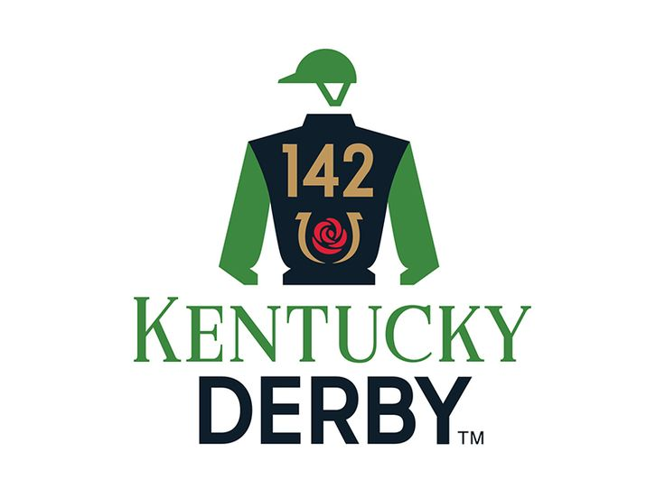 Churchill Downs Racetrack today unveiled the official logos for the Kentucky Derby and Kentucky Oaks 142. The logos were designed by SME, a New York-based marketing agency that has developed the official Derby and Oaks marks since 2007.