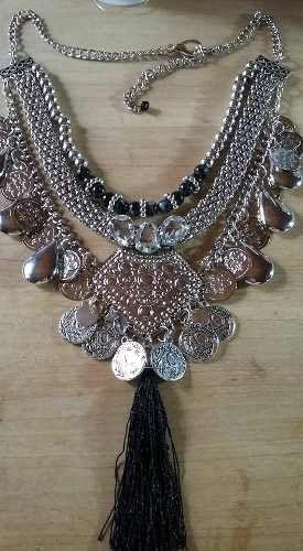 3 Collares Artesanales Bijouterie Accesorios Otoño 2016