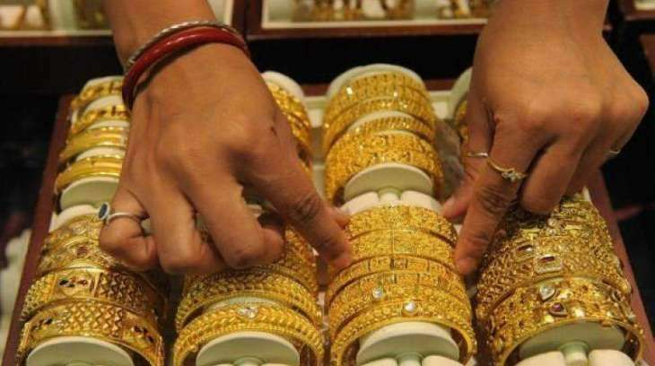 Gold Price Sheds Rs 500 Traded At Rs 95 500 Per Tola In 2020 Gold Price Today Gold Price Gold Cost