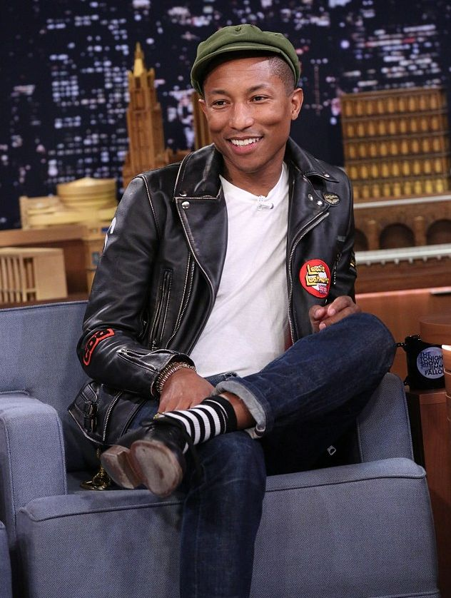 Happy birthday, Pharrell!