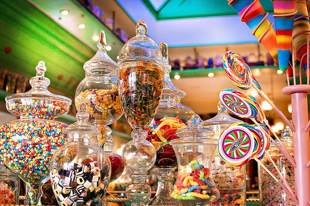 Candy at Honeydukes by Marie Shot