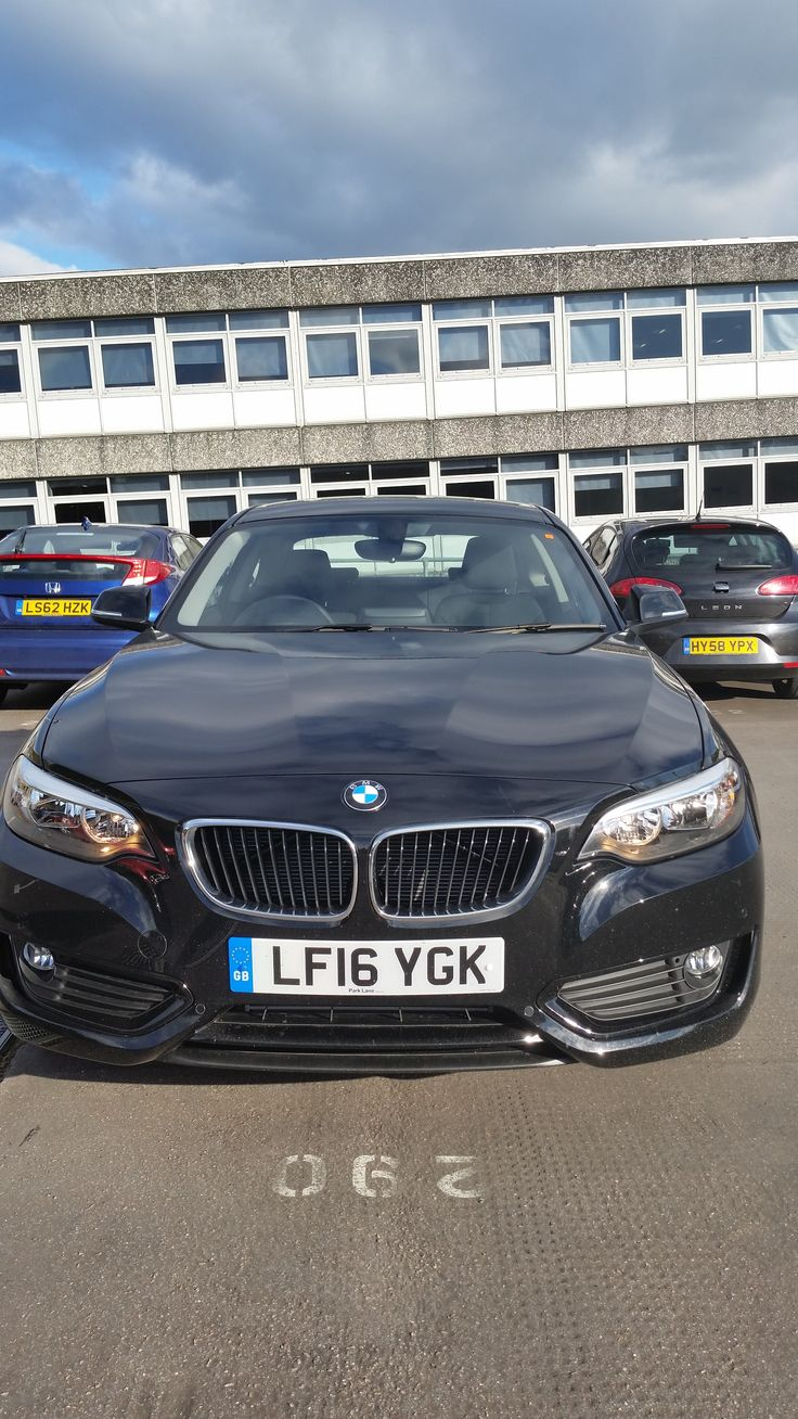 The bmw 2 series coupe carleasing deal one of the many cars and vans