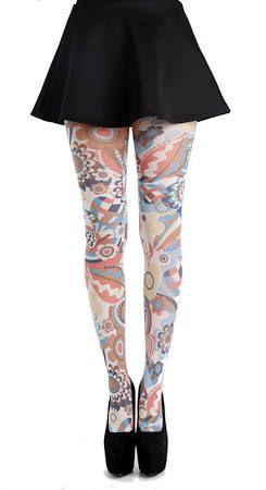 multi coloured tights - Google Search