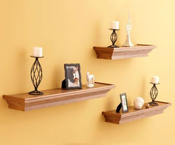50 best DIY Shelves images on Pinterest Home Floating shelves
