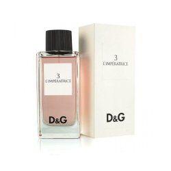 Dolce & Gabbana - Туалетная вода D&G 3 L'Imperatrice 100 ml (w)