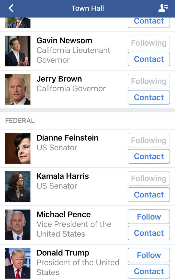 Facebook's new Town Hall feature couldn't find my congressman @DanaRohrabacher -- fitting since he won't hold an in-person Town Hall.pic.twitter.com/Rjs1LxEPEx Florida SEO  Brevard SEO  SEO Biz Marketing