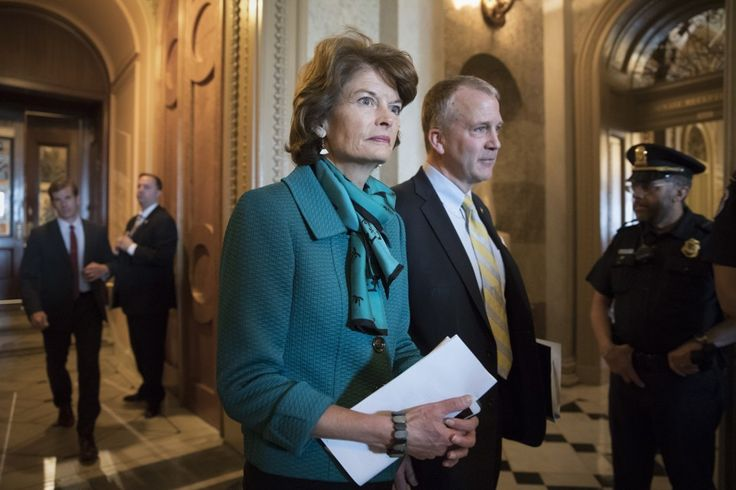 Why Trump Is Threatening the Wrong Republican Senator on Health Care  Lisa Murkowski of Alaska is no vulnerable GOP squish—she wields significant power over the Interior Department and once won her seat as a write-in candidate. Lisa Murkowski of Alaska is no vulnerable GOP squish—she wields significant power over the Interior Department and once won her seat as a write-in candidate.7.27.17
