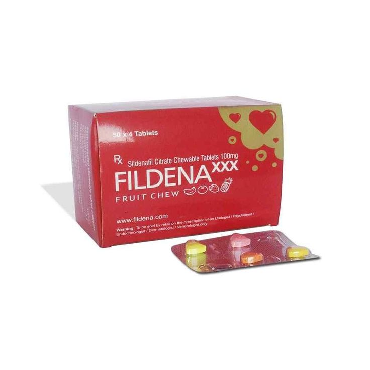 Description of Fildena CT 100 mg Tablets The Sildenafil Citrate composed medicine is known for relieving impotence issue like Erectile Dysfunction from men. The powerful high powered medicine is available in chewable form for oral consumption. This easy to consume chews are formed in refreshing mint flavor that makes the medicine and interesting product to deal with impotence without gulping conventional pills. This medicine is ideal for men with mild to moderate ED issue. Moderate intake of…