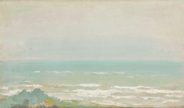 Leon Wyczółkowski, Morze w Połądze, 1908, własność: MNK