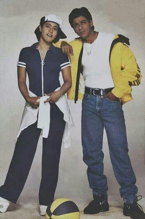 Kajol & Shahrukh Khan / Kuch Kuch Hota Hai