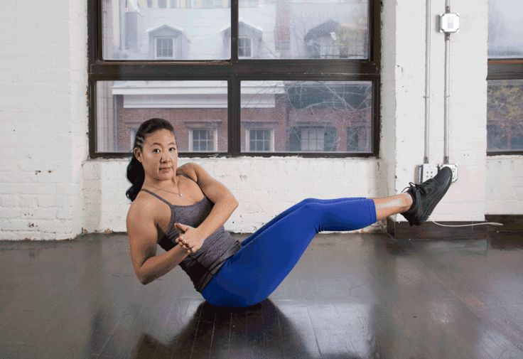 8. Russian Twist #bodyweight #workout #tabata http://greatist.com/fitness/best-tabata-moves