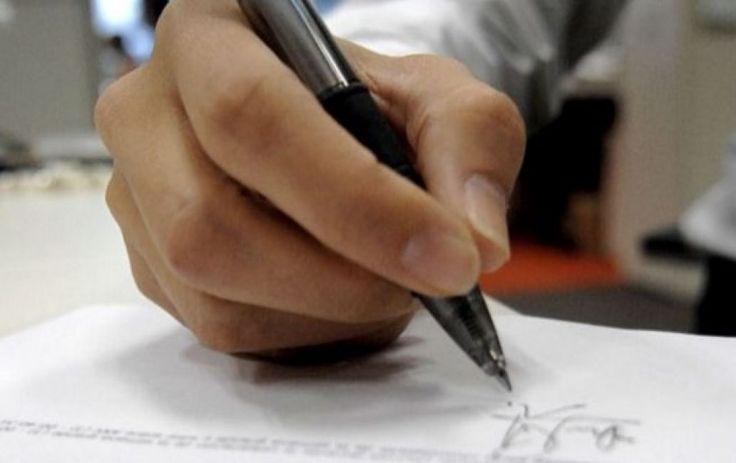 Te contamos qué significa cada rasgo de tu sello personal, cada vez que firmás algo.