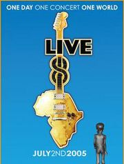 An estimated 3 BILLION PEOPLE watched LIVE 8 the greatest, greatest show on Earth. They came together with one message - make poverty histor...