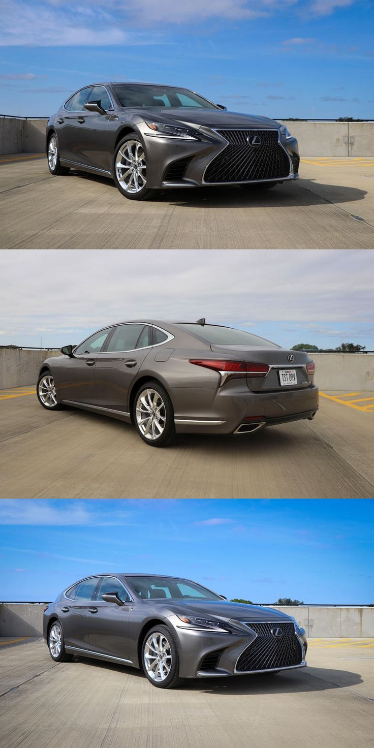 5 JawDropping Features Of The 2020 Lexus LS 500. And one