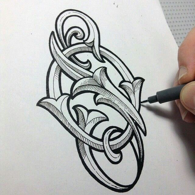 34 best images about tattoos my passion on pinterest for Letter tattoos on hand
