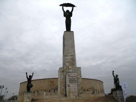 Monument de la liberté, à Budapest