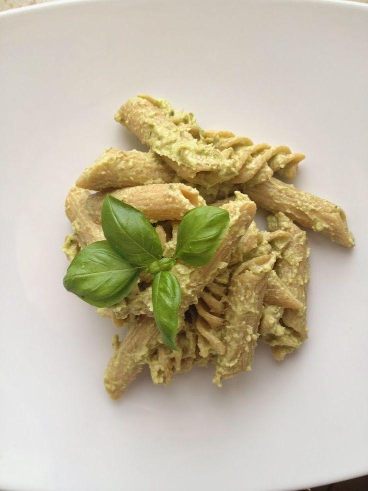 """""""Pesto z awokado i pestkami"""" - Przepisy BLW   Ala'Antkowe BLW"""