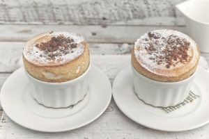 SOUFFLÉ is the dread of every cook, and rightly so – it's a dish that can so often go disastrously wrong.
