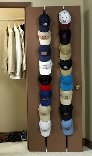 good idea for all of Doug an my hats. Wonder if it would work for non-baseball hats