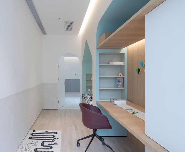 A Family House of Playful Modularity and Minimalist Elegance in Shanghai   Yatzer
