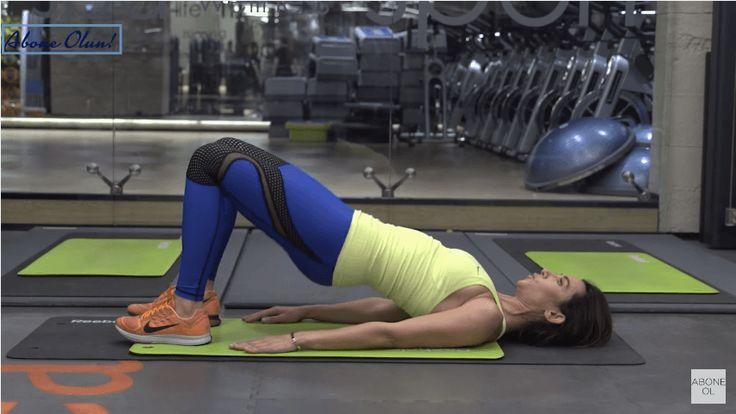 Bacak ve Kalça Egzersizleri