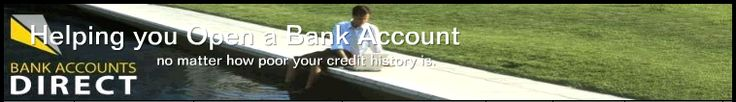 We can not refuse the importance of Bank Account in current scenario. Without facing problems while opening Bank Accounts, a great alternative is Bank Accounts Direct. We understands the problems of bad credit holders and helps to open a Bad Credit Bank Accounts. Through our online medium you can acquire this account form the convenience of your home and regain your market position in UK
