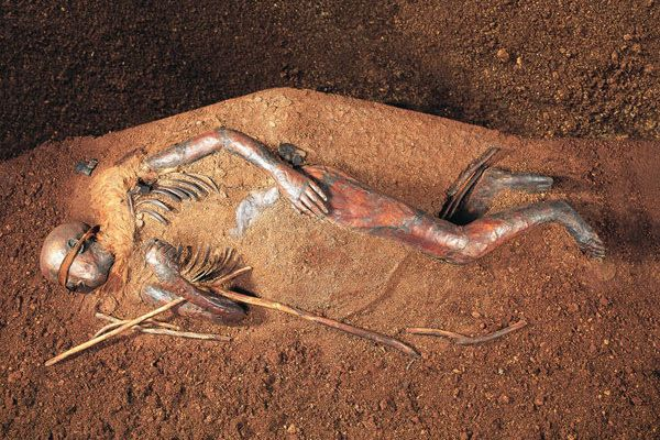 Ample proof that watery ends make for well-preserved, millenia-old mummies