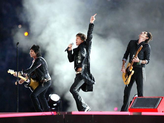 The Rolling Stones - Super Bowl XL (2006)
