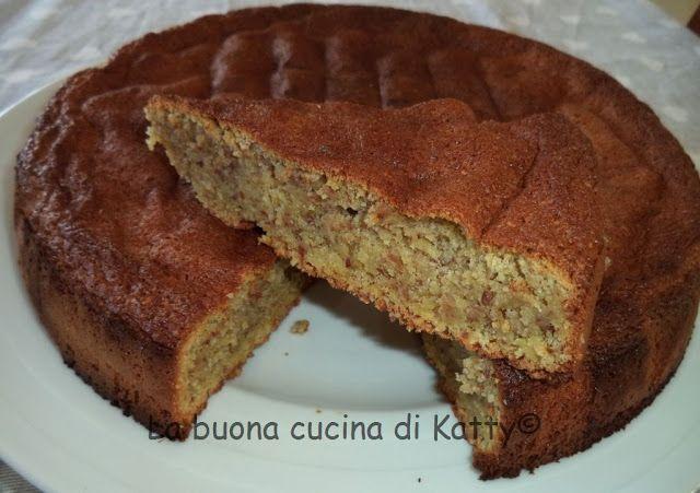 La buona cucina di Katty: Torta di mandorle - Almond cakes