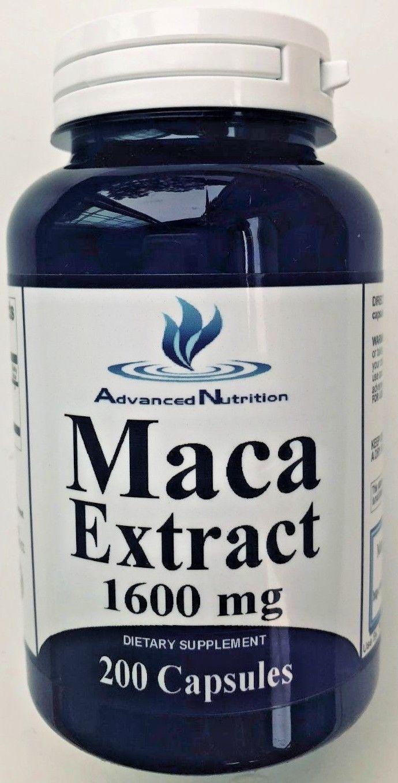 maca extract testosterone