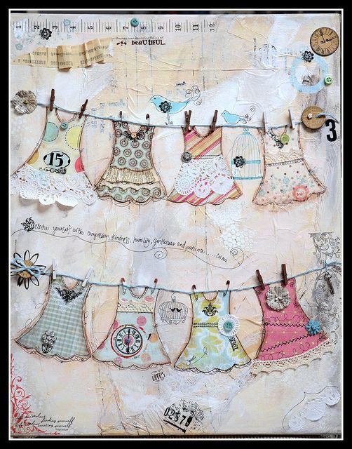 cute clothesline.