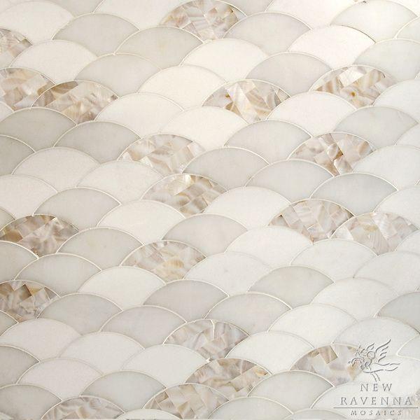 1000 images about tile stone on pinterest taj mahal for Fish scale coke cut