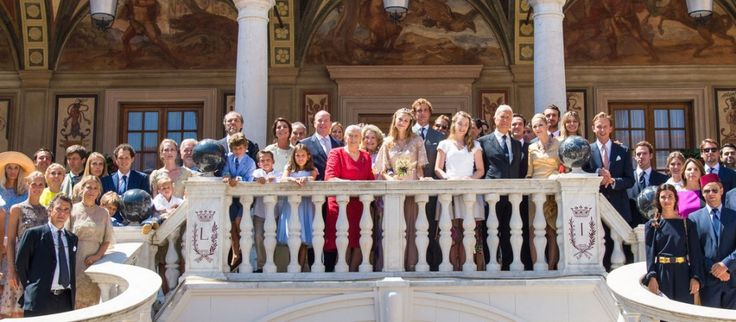 Official Wedding Photos of Pierre Casiraghi and Beatrice Borromeo